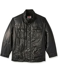 Levi's - Big Vintage Deer Look Pu 2-pkt Trucker With Full Sherpa Lining - Lyst