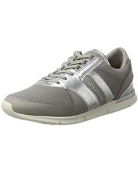 02f56a6f8d0a Tommy Hilfiger Fw56821999 Sneakers Women Brown Women s Shoes ...