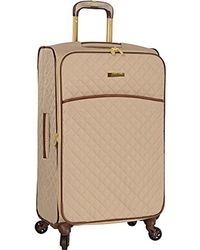 """Anne Klein - 29"""" Expandable Softside Spinner Carryon Luggage - Lyst"""