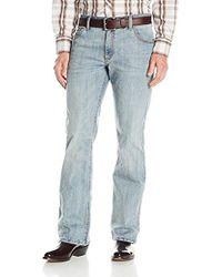 Wrangler - Retro Slim Fit Boot Cut Jean - Lyst