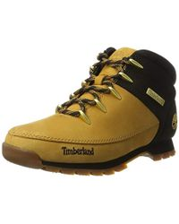 e8e8f93a31e Timberland Euro Sprint Hiker, 's Hiking Shoes for Men - Save 32% - Lyst