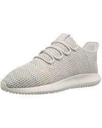 competitive price eea31 5e5b7 adidas Originals - Tubular Shadow Ck Fashion Sneakers Running Shoe,  Grey cloud White