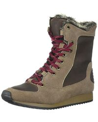 Aerosoles - Timespan Ankle Boot, Taupe Combination, 6 M Us - Lyst