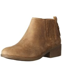 Sperry Top-Sider - Top-sider Juniper Bree Ankle Bootie - Lyst