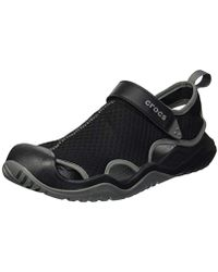 Crocs™ - Swiftwater Mesh Deck Sandal , Sandalias Punta Cerrada para Hombre - Lyst