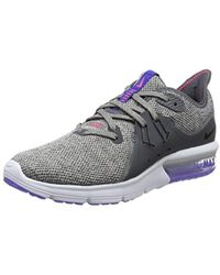 aca533437e63c Nike Air Max Sequent 2 852465 013 Women s Shoes (trainers) In ...