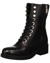 8992dddceba3 Ash  zelda  Boots in Blue - Lyst