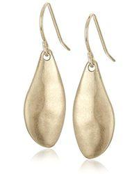 The Sak - Petal Drop Earrings - Lyst