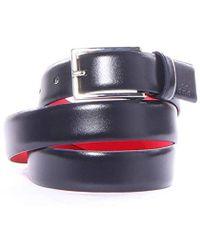 BOSS - Gavrilo Italian Leather Dress Belt - Lyst