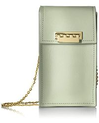 Zac Zac Posen - Earthette Accordion Phone Crossbody - Lyst