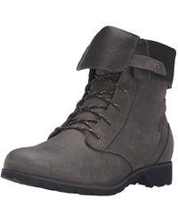 Teva - Delavina Lace Premium Leather Boot - Lyst