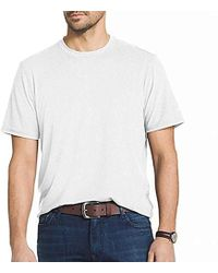 G.H.BASS - Explorer Performance Melange Jersey Short Sleeve Tee - Lyst