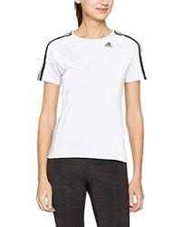 adidas - D2m Tee 3s Sport Shirt - Lyst