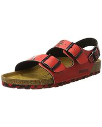 Birkenstock - Milano Ankle Strap Sandals - Lyst