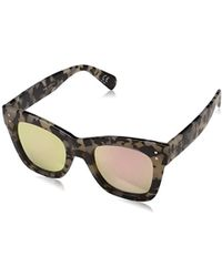 Madewell Sunny Day Shades in Black - Lyst ae30a74390