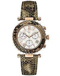 66a7a57b67a0 Guess - Reloj Análogo clásico para Hombre de Cuarzo con Correa en Acero  Inoxidable X43004M1S -