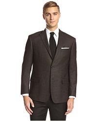 Franklin Tailored - Small Check Triton Sportcoat - Lyst