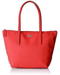 Lacoste - Nf2037po Cross-body Bag - Lyst