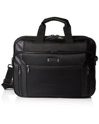 Kenneth Cole Reaction - Keystone Top Zip Computer Case - Lyst