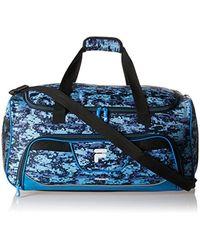 Fila - Speedlight Medium Duffel Gym Sports Bag Gym Bag - Lyst
