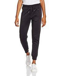 Filippa K - Shiny Sweat Trousers Sports Trousers - Lyst