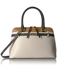 CALVIN KLEIN 205W39NYC - Brooke Tumble Pebble Satchel - Lyst