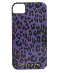 Juicy Couture - Ytrut136 Iphone Case [fits The Iphone 4 & 4s Phones] - Lyst