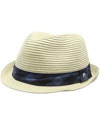 Ben Sherman - Cole Trilby Hat - Lyst