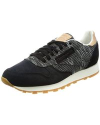 5a331b4c9df Reebok -  s Cl Leather Ebk Fitness Shoes - Lyst