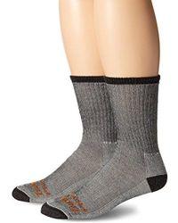 Timberland - Pro Crew Sock - Lyst