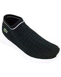 c3e0c912b40965 Lyst - Lacoste Bowerey in Black