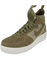Nike Air Force 1 Ultraforce Mid Premium 921126 001 Compare