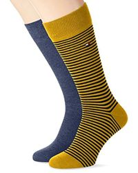 Tommy Hilfiger - S Small Stripe Fashion Sock (2 Pair Pack) - Lyst