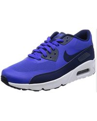 on sale 2bd1a 79ab8 Nike -  s Air Max 90 Ultra 2.0 Essential Trainers - Lyst
