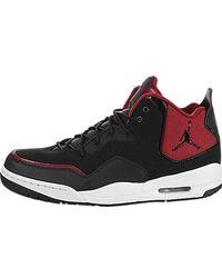 47ba317cef0 Nike Jordan Courtside 23 Basketball Shoes in Black for Men - Lyst