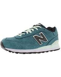 67c17715793ce New Balance - Wl515 Precious Metals Classic Running Shoe - Lyst