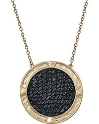 The Sak - Large Inlay Pendant Necklace - Lyst