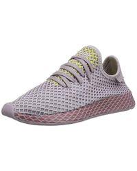 7edd0f1660950 adidas - Deerupt Runner W Running Shoes - Lyst