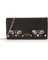 2500a0595e1a Guess  s Summer Night City Top-handle Bag in Black - Lyst