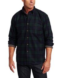 Pendleton - Long Sleeve Button Front Classic-fit Fireside Shirt - Lyst