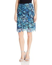 T Tahari - Carolina Skirt - Lyst