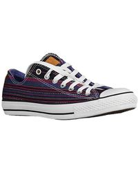 1acbfd9a53ab9e Converse - Chuck Taylor All Star Low Top (international Version) Sneaker -  Lyst