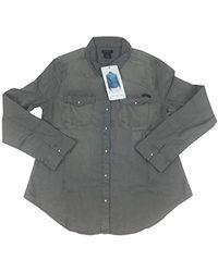 e1531f88f9a Calvin Klein - Jeans Long Sleeve Denim Button Down Shirt - Lyst