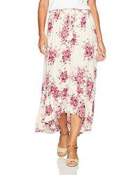 O'neill Sportswear - Brisbane Woven Skirt - Lyst
