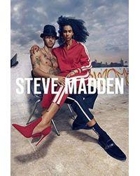 Steve Madden - Fashion Watch (model: Smws027q) - Lyst