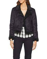 Great Plains - Faux Shearling Jacket - Lyst