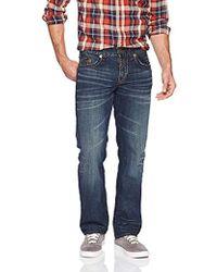 True Religion - Ricky No Flap Super T Stitch Jeans - Lyst