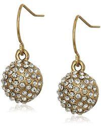 The Sak - Fireball Batik Drop Earrings - Lyst