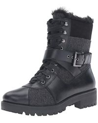 Nine West - Orithna Leather Boot - Lyst
