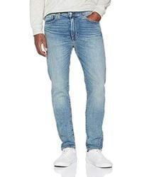 Levi's 510 Skinny Fit Jeans-Homme - Bleu